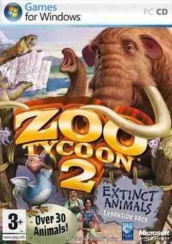 Descargar Zoo Tycoon 2 Extinct Animals [English] por Torrent